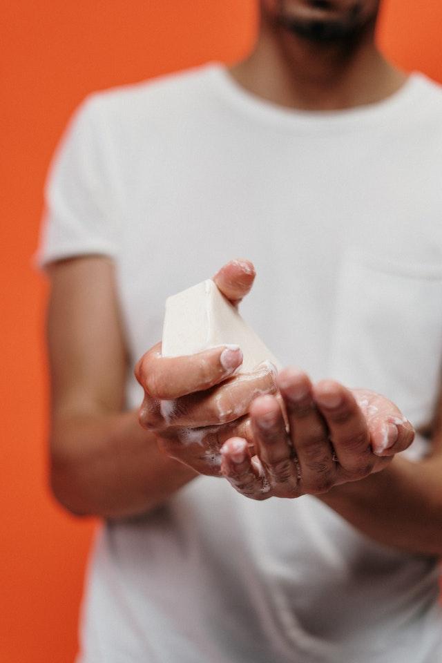 Easy basic soap